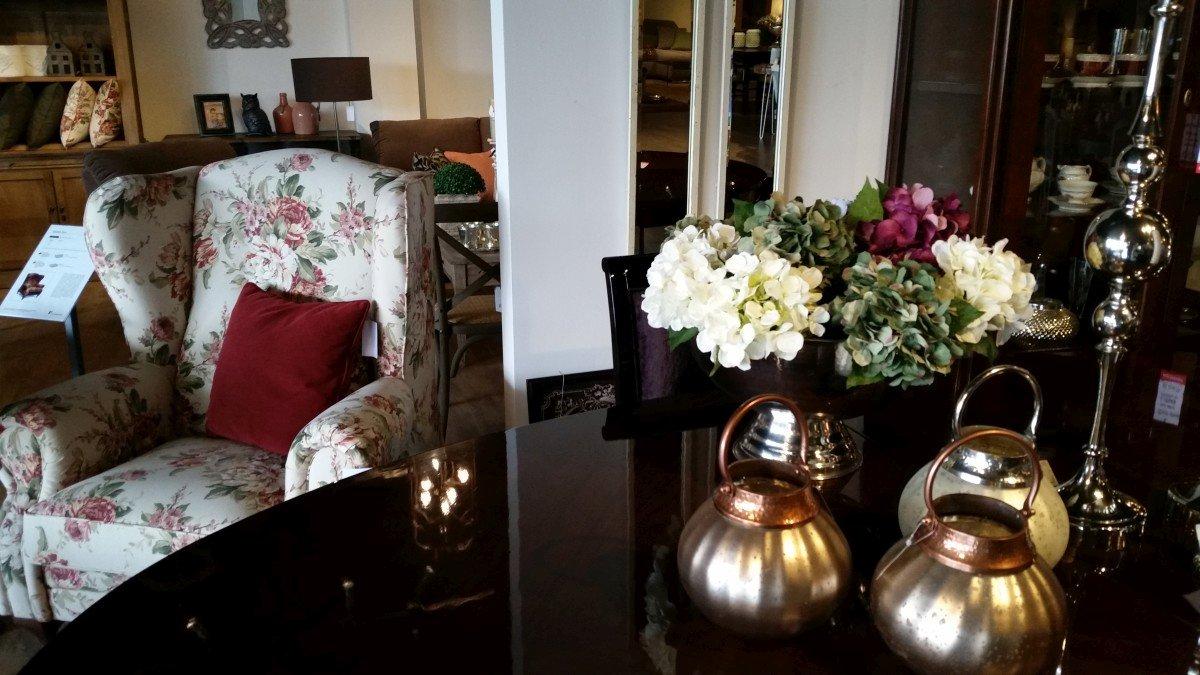 Pokój dzienny narożniki sofy i fotele salon meblowy Mebest zdjęcie nr 16