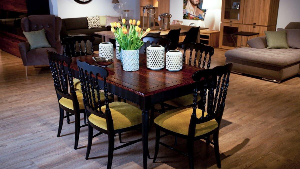 Jadalnia stoły i krzesła salon meblowy Mebest zdjęcie nr 24