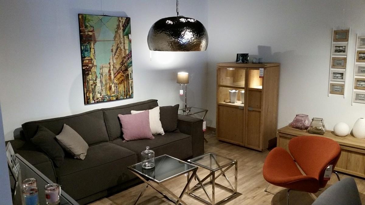 Pokój dzienny stoliki kawowe i ławy salon meblowy Mebest zdjęcie nr 28