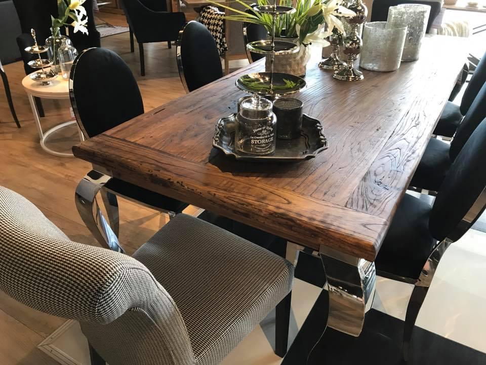Drewniane Stoły I Krzesła Najpiękniejsze Modele Mebli Do Jadalni