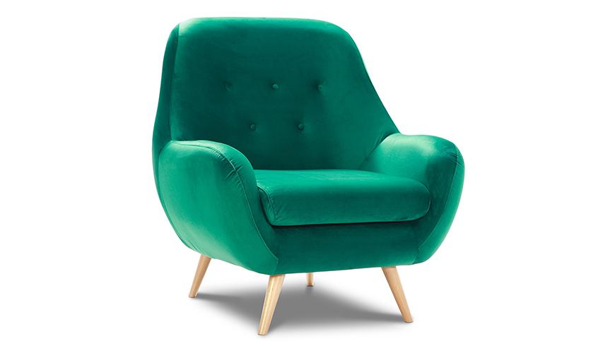 Salon meblowy Mebest Poznan, meble Caya Design fotel Stilo