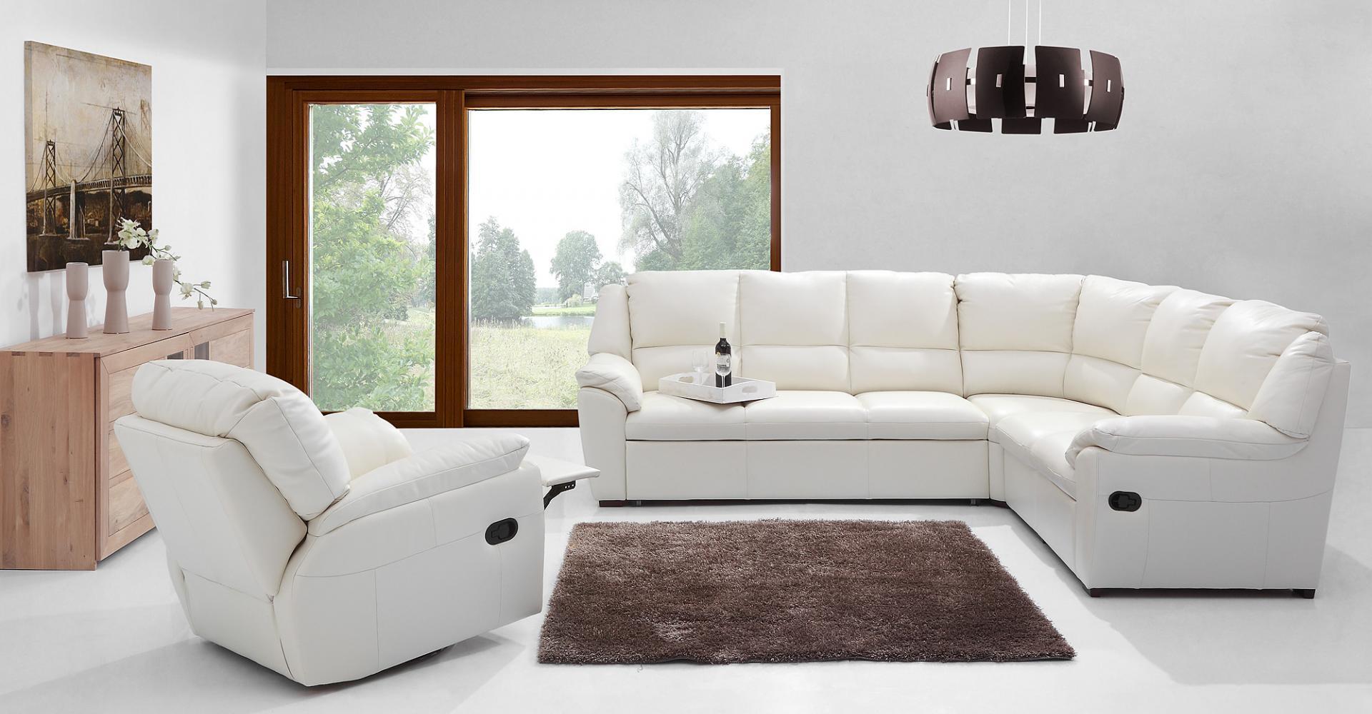 Salon meblowy Mebest Poznan, meble Caya Design naroznik York