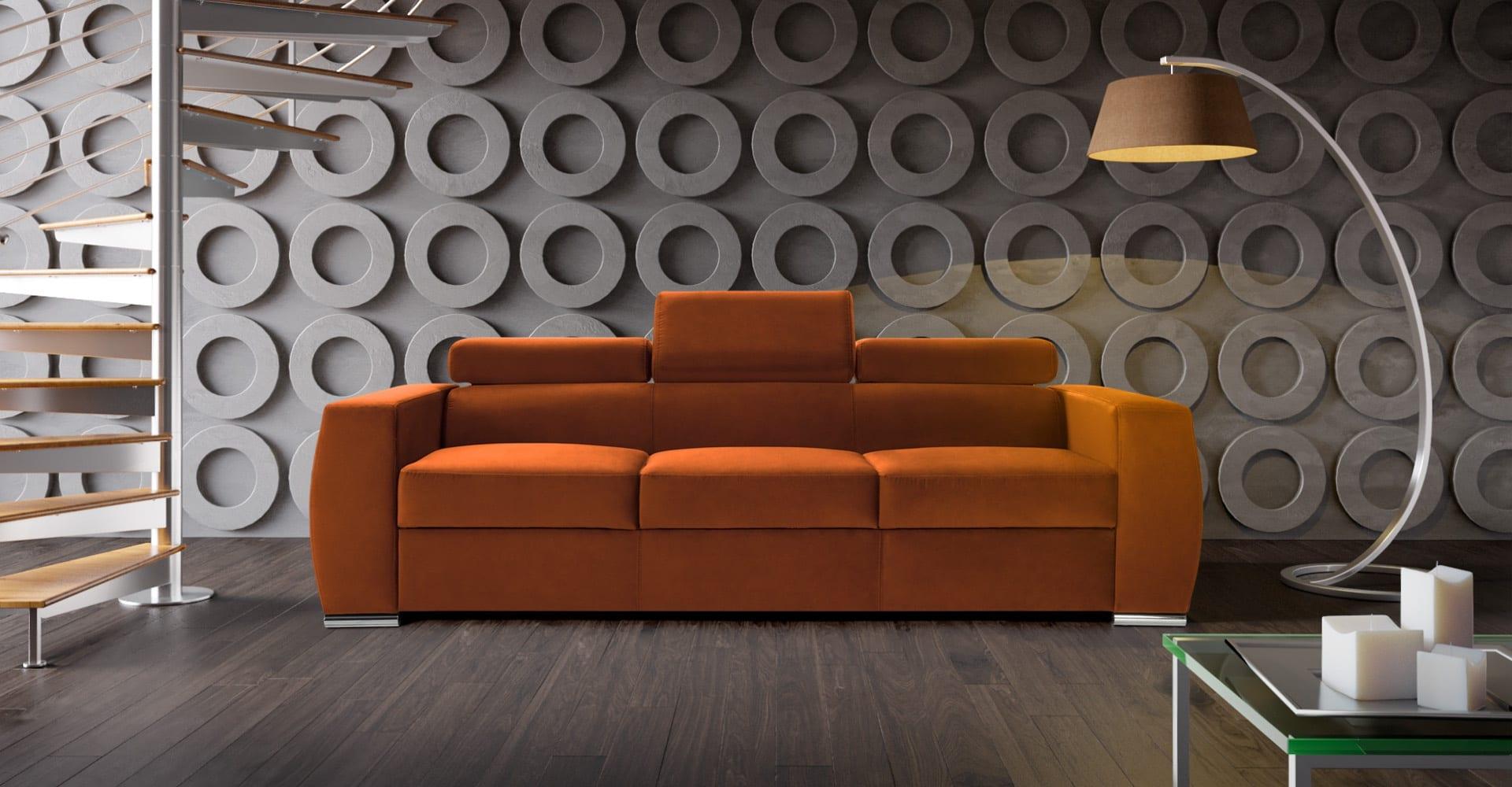 Salon meblowy Mebest Poznan, meble Caya Design sofa Vento